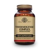 Thermogenic Complex 60 Capsules Végétales Solgar