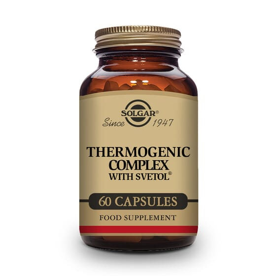 Thermogenic Complex 60 VCaps Solgar