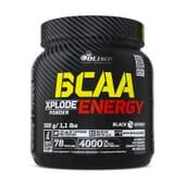 BCAA XPLODE POWDER ENERGY 500g de Olimp
