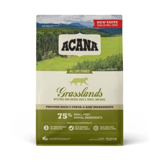 Comida Para Gatos Grasslands 1,8 Kg da Acana