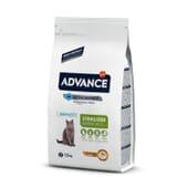 Comida Para Gatos Young Sterilized 1,5 Kg de Advance
