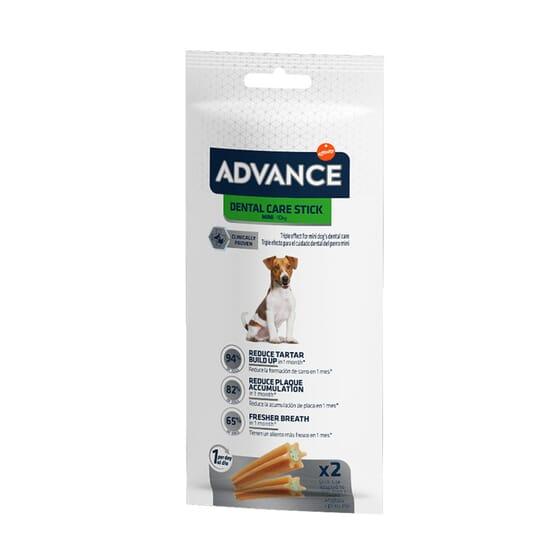 Snacks Dental Care Stick Mini 360g de Advance