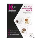 KIT KOT CHOCOLATE PASION 7 Sobres - KOT