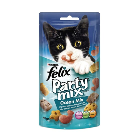 Snack Party Mix Ocean 60g de Felix