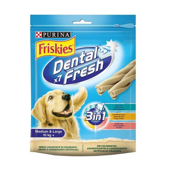 Dental Fresh Perros Medianos y Grandes 180g de Friskies