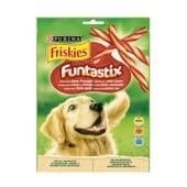 Funtastix Snacks Queso y Bacon 175g de Friskies