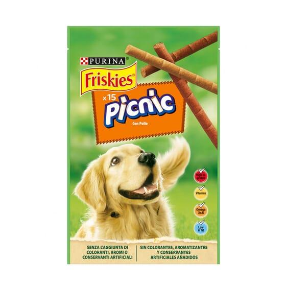 Picnic Snack Con Pollo 126g de Friskies