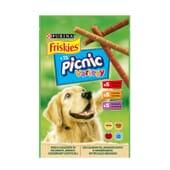 Picnic Variety Snacks Surtidos Buey Pollo Cordero 126g de Friskies