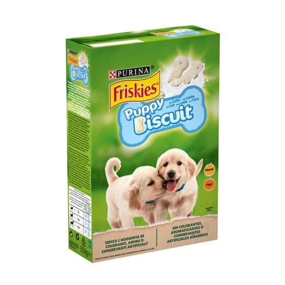 Puppy Bolachas com Leite  350g de Friskies