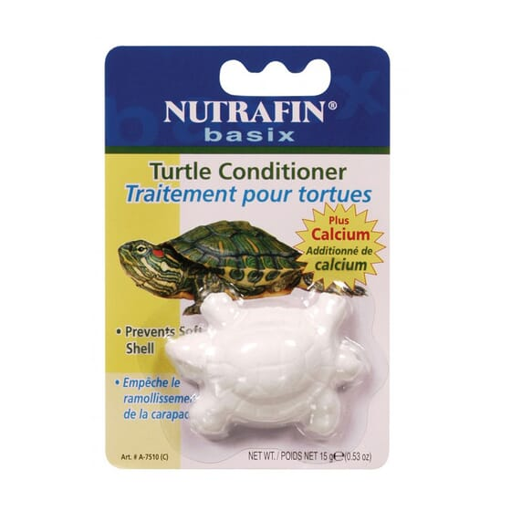 Condicionadores para Tartarugas da Nutrafin