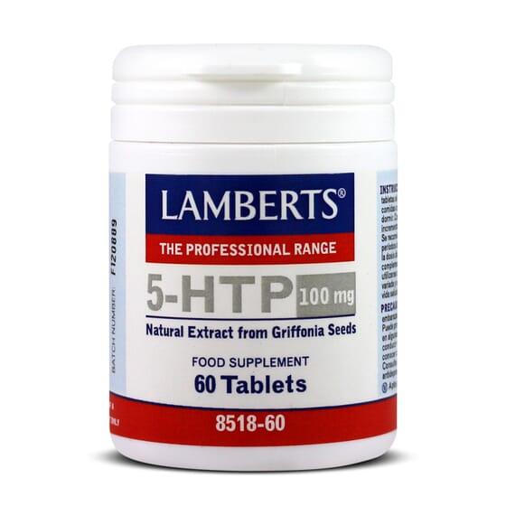 5-HTP 100 mg 60 Comprimés - LAMBERTS