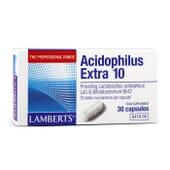 Acidophilus Extra 10 - 30 Caps da Lamberts