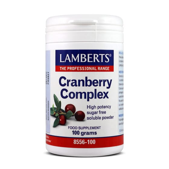 Cranberry Complex 100g de Lamberts