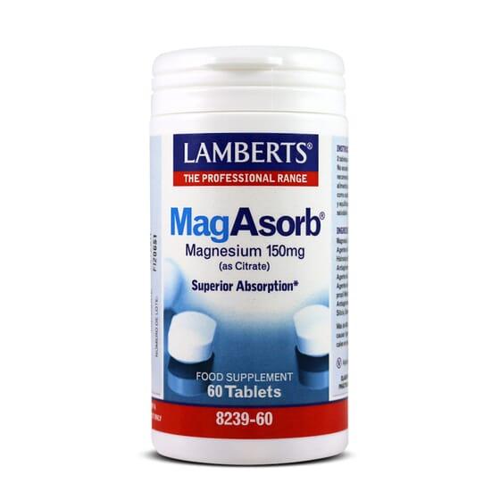 Magasorb 60 Tabs de Lamberts