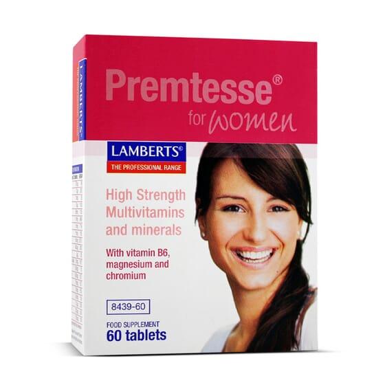 Premtesse For Women 60 Tabs da Lamberts