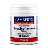 SOYA ISOFLAVONES 50mg 60 Tabs - LAMBERTS