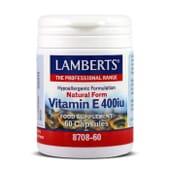 Vitamin E 400Iu 60 Capsule di Lamberts