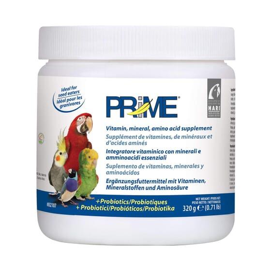Suplemento de Vitaminas, Minerais e Aminoácidos 320g da Prime