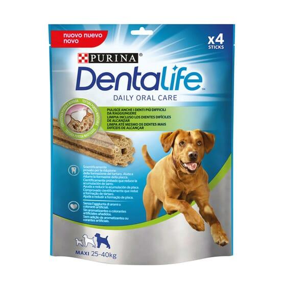 Dentalife Cuidado Bucal Diário Cães Grandes  142g de Purina