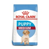 Pienso Perro Puppy Razas Medium 15 Kg de Royal Canin