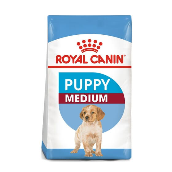 Ração Cão Puppy Raças Médias 15 Kg