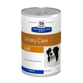 Prescription Diet Cão s/d Urinary Care Lata Original 370g da Hill's