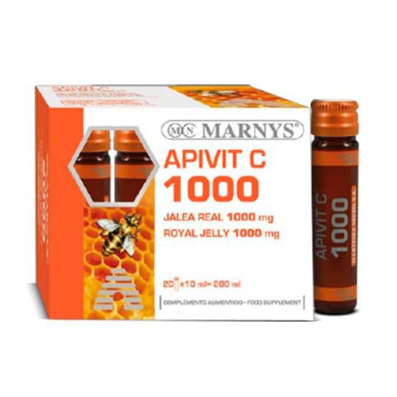 Apivit C 1000 -  20 x 10 ml da Marnys