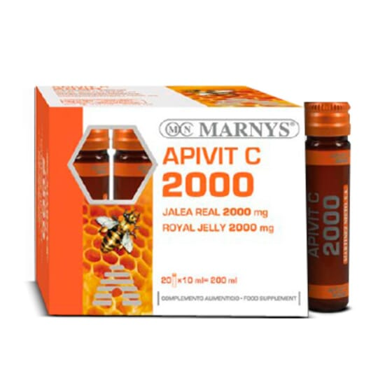 Apivit C 2000 - 20 x 10 ml da Marnys