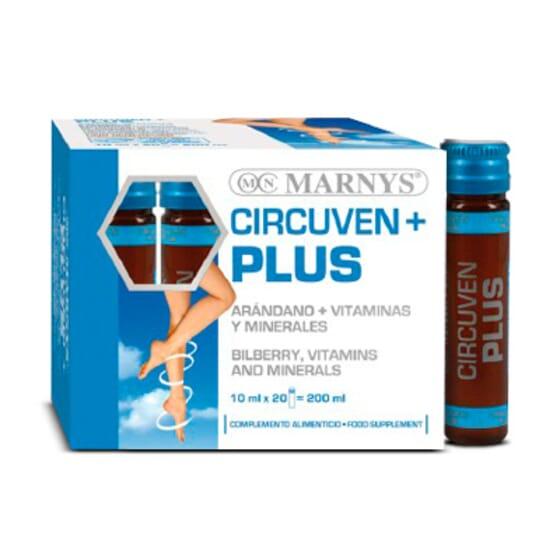 Circuven Plus 20 x 10 ml da Marnys