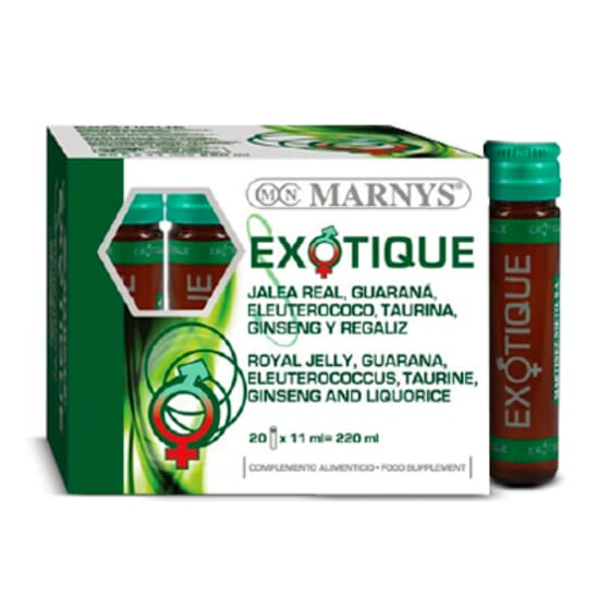 EXOTIQUE 20 x 11ml - MARNYS