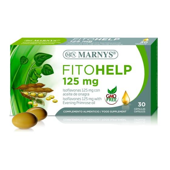 Fitohelp 125 mg 30 Caps de Marnys