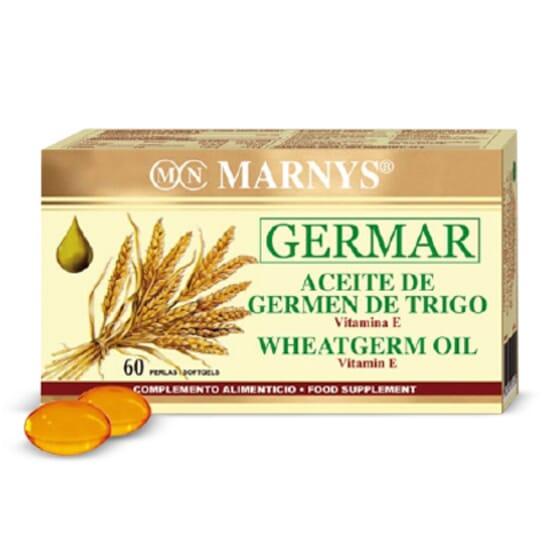 GERMAR 60 Caps - MARNYS