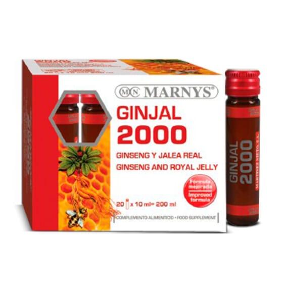 GINJAL 2000 - 20 x 10ml - MARNYS