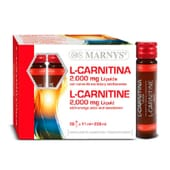 L-Carnitina 2000 Mg 20 x 11 ml da Marnys