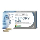 Memory Plus 30 Caps da Marnys