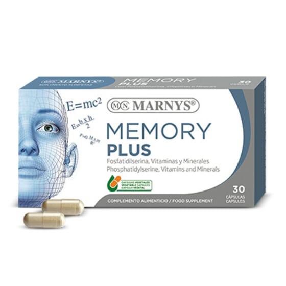 Memory Plus 30 Caps de Marnys