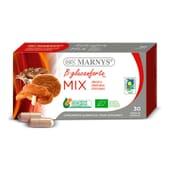 Mix (Reishi Shiitake Maitake) 30 Caps da Marnys