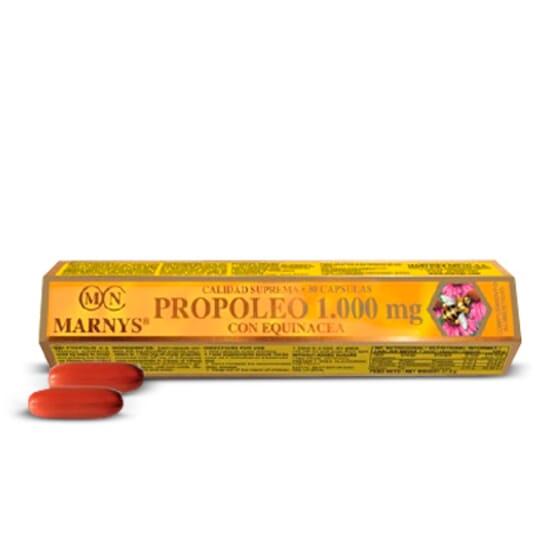 Propoleo 1000mg Con Equinacea 30 Caps de Marnys