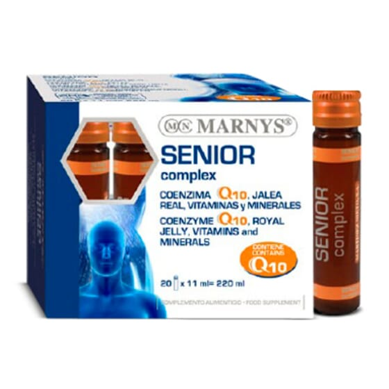 Senior Complex 20 x 11 ml da Marnys