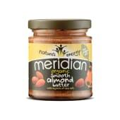 Creme De Amêndoas Orgânicas Com Sal Marinho 170g da Meridian Foods