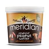 Creme De Amendoim Crocante Com Sal Marinho 1000g da Meridian Foods