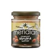Creme De Amêndoas Crocante 170g da Meridian Foods