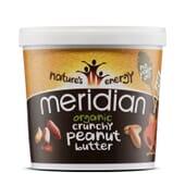 Creme De Amendoins Orgânicos Crocante 1000g da Meridian Foods