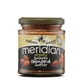 CREMA DE ALMENDRAS ORGANICA 170g de Meridian Foods