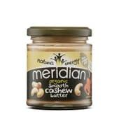 CREMA DE ANACARDO ORGANICA 170g de Meridian Foods