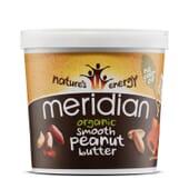 Creme De Amendoins Orgânicos 1000g da Meridian Foods