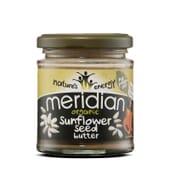 Crema de Pipas de Girasol Orgánica 170g de Meridian Foods