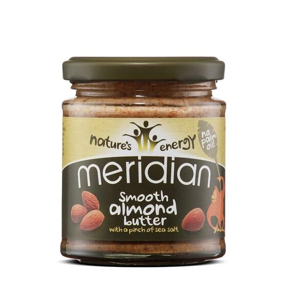 Creme De Amêndoas Com Sal Marinho 170g da Meridian Foods