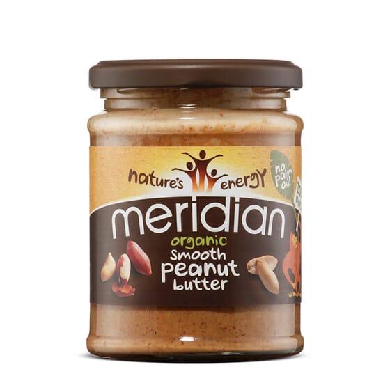 Creme De Amendoins Orgânicos 280g da Meridian Foods