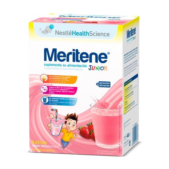 MERITENE JUNIOR BATIDOS 15 x 30g de Meritene